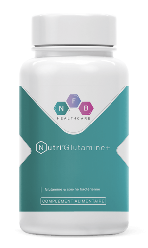 Complément alimentaire Nutri Glutamine+