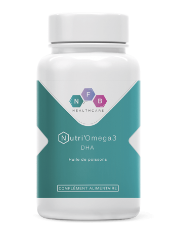 Complément alimentaire Nutri Omega3 Dha